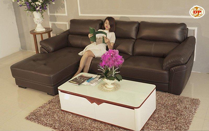 Ghế Da Sofa Chống Thấm Nước DP-CC27