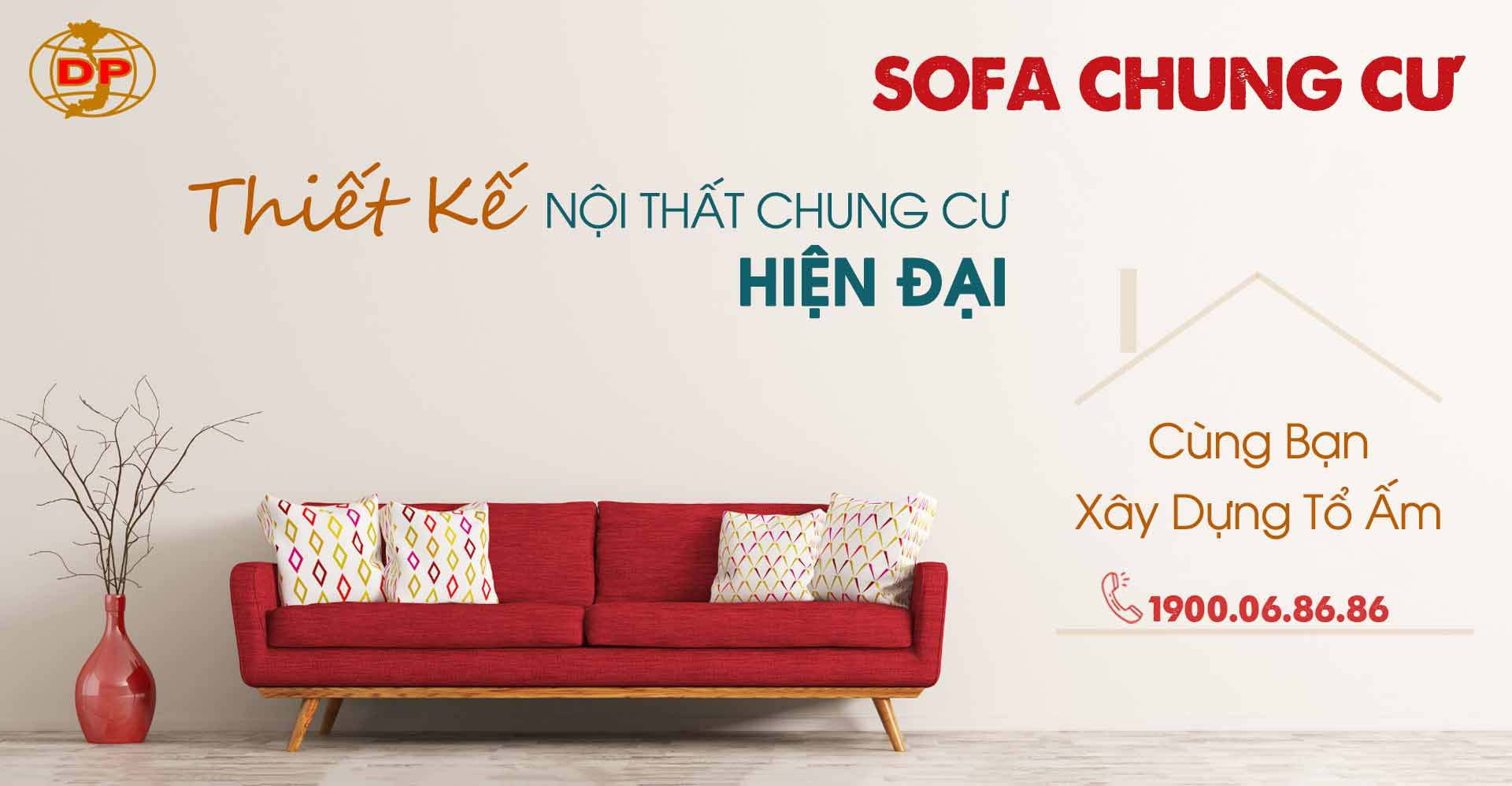 Sofa Chung Cư