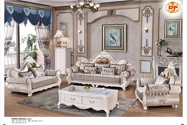 Sofa Cổ Điển Cao Cấp