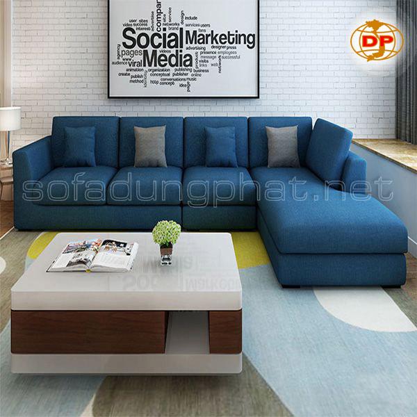Tiết kiệm không gian với ghế sofa góc