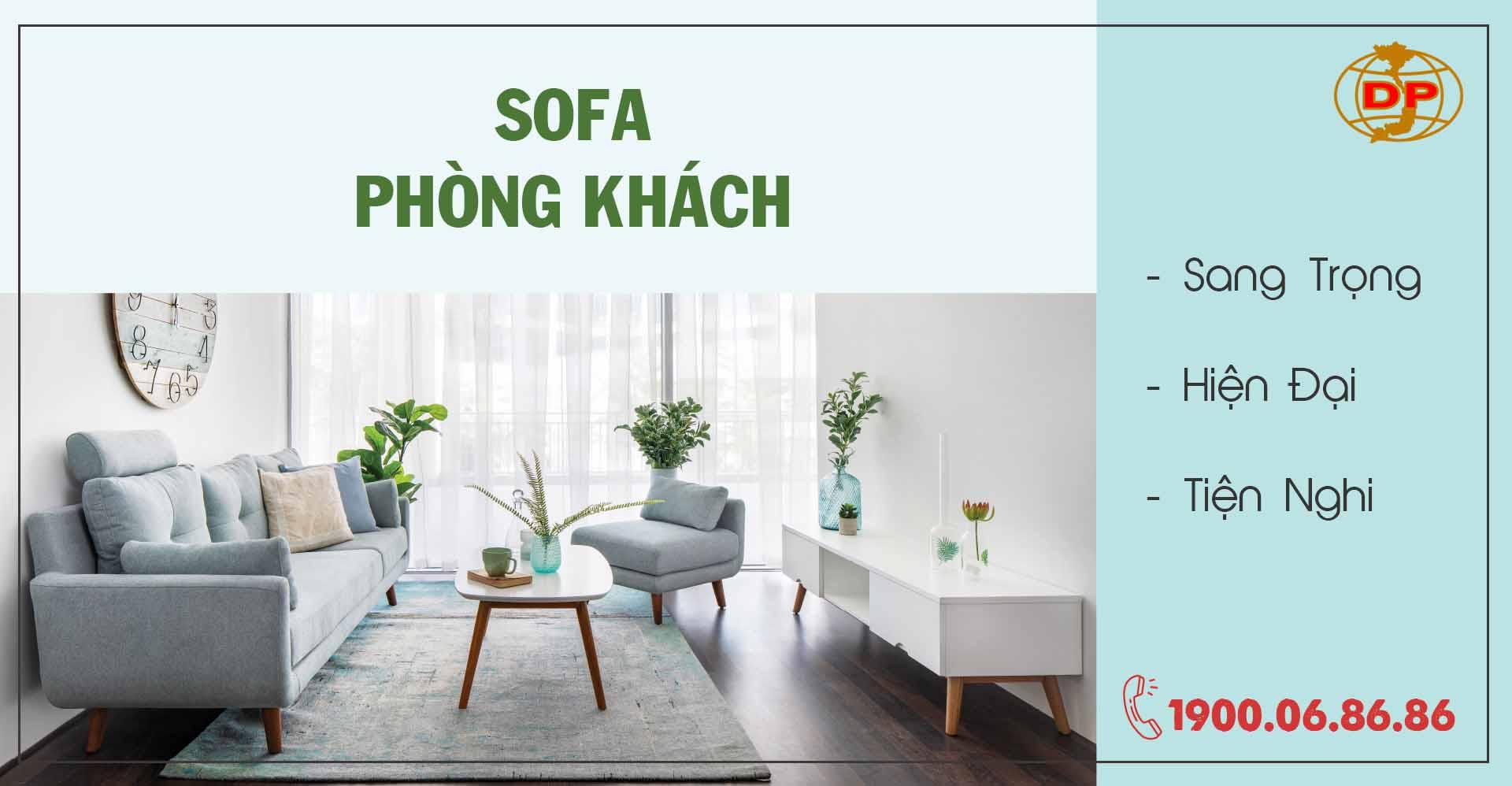 Sofa Phòng Khách Chất Lượng Giá Rẻ