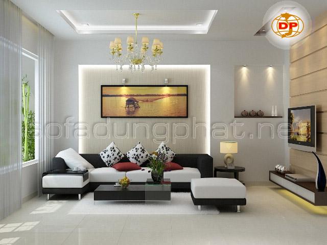 Sofa Phòng Khách Chung Cư