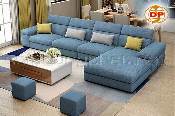 Ghế sofa vải cho phòng khách