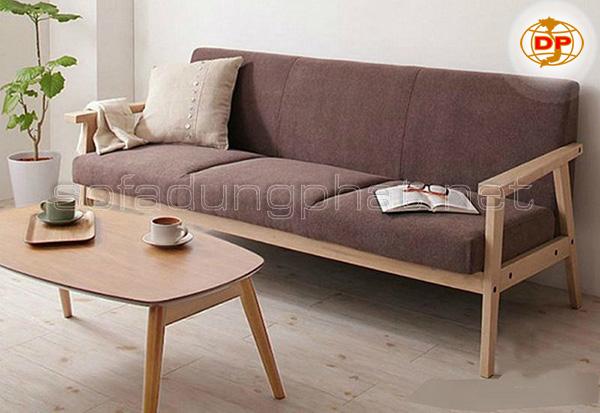 Ghế Sofa Băng Gỗ