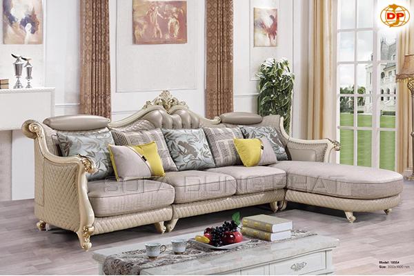 Ghế sofa cổ điển chất lượng bền bỉ DP-CD34