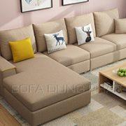 Ghế Sofa Vải Cao Cấp Nhập Khẩu