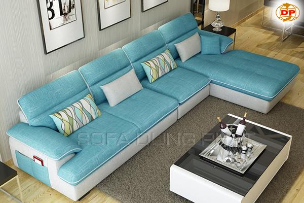 Ghế Sofa Vải Cao Cấp Thiết Kế Bắt Mắt DP-CC49
