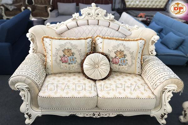 Sofa Cổ Điển Nhập Khẩu Đẹp Mắt DP-CD33-2