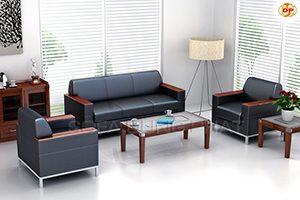 Sofa da văn phòng 5