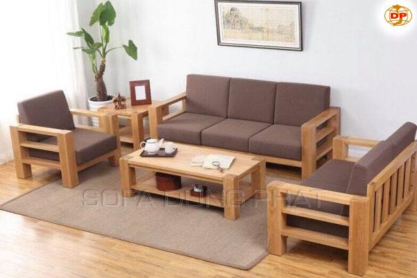 Bàn ghế sopha giá rẻ cho không gian sang trọng và độc đáo