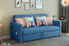 Sofa Giường Đa Năng Thông Minh Nổi Bật DP-KG33