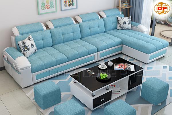 Sofa Nhập Khẩu Bền Chắc Nổi Bật DP-CC43