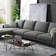 Sofa Nhập Khẩu Kiểu Dáng Thiết Kế Trẻ Trung