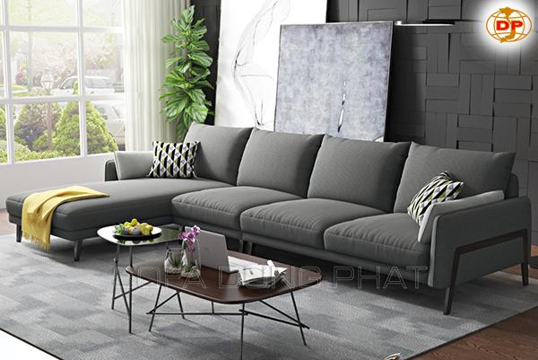 Sofa Nhập Khẩu Kiểu Dáng Thiết Kế Trẻ Trung DP-CC45