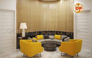 Bàn ghế sofa văn phong giá rẻ