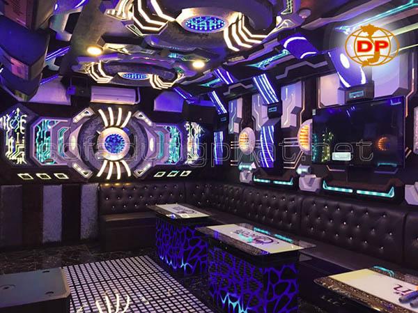 Mẫu ghế sofa karaoke đẹp