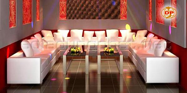 Những mẫu sofa karaoke đẹp