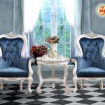 Ghế Sofa Đơn Tân Cổ Điển Bền Đẹp Giá Thành Phải Chăng