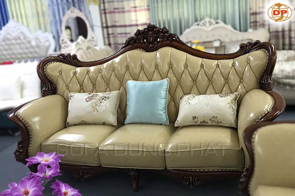 Sofa Cổ Điển Phong Cách Hoàng Gia Châu Âu DP-CD32