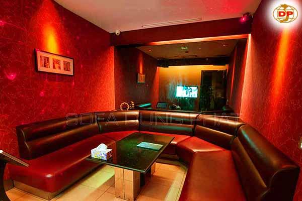 Sofa karaoke gia đình