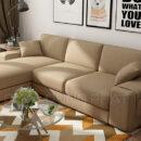 Ghế Sofa Phòng Khách TPHCM Giá Rẻ Hiện Đại DP-PK34