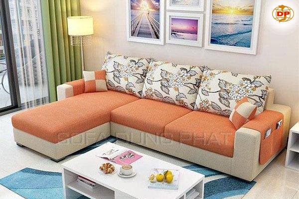 Ghế Sofa Phòng Khách Giá Rẻ Màu Sắc Đẹp DP-PK38