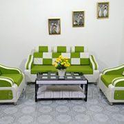 Sofa Văn Phòng Màu Sắc Nổi Bật