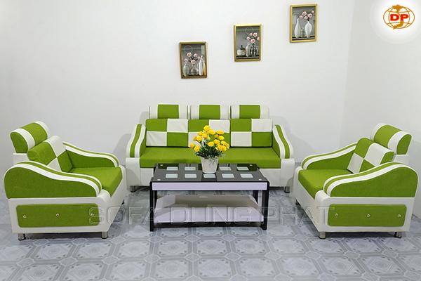 Sofa Văn Phòng Màu Sắc Nổi Bật DP-VP21