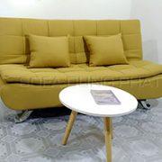 Sofa Giường Bật Màu Sắc Đẹp Mắt