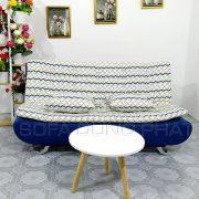 Sofa giuong phoi hoa van doc dao DP-GB34-4