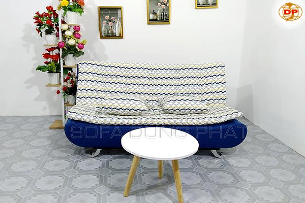 Sofa Giường Phối Hoa Văn Độc Đáo DP-GB34