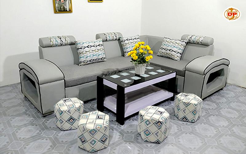 Ghế Sofa Phòng Khách Hiện Đại Tinh Tế DP-PK41