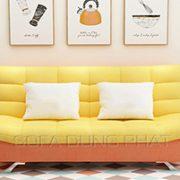 Ghế Sofa Giường Phối Màu Nổi Bật