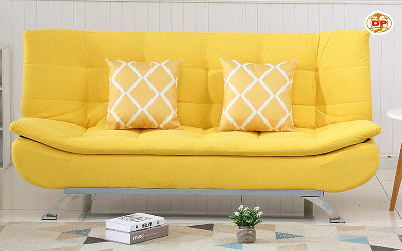 Ghế Sofa Giường Màu Vàng Thu Hút DP-GB42