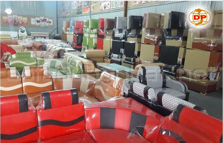 Kho ghế sofa với giá rẻ tại TPHCM