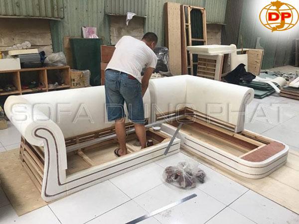 bọc lại sửa chửa và ghế sofa