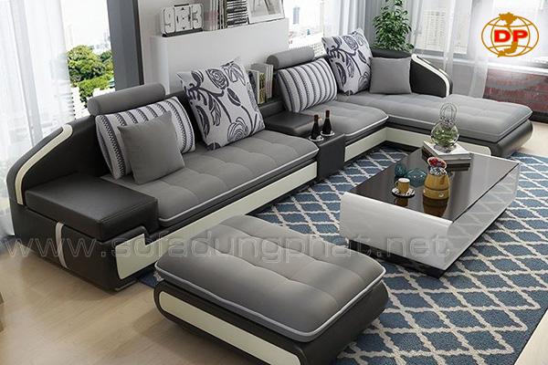 Sofa vải cao cấp Dũng Phát