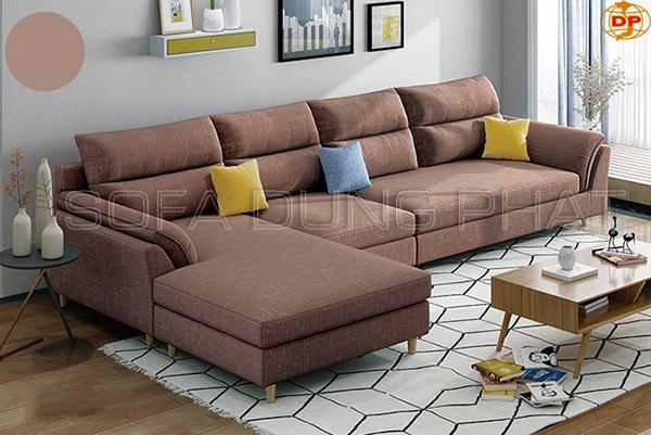 Ghế Sofa vải nỉ đẹp