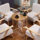 Sản phẩm ghế sofa cafe giá thành rẻ nhất