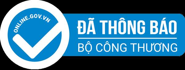 Logo bộ công thương sofa Dũng Phát