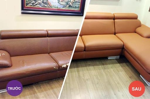 Bóc ghế sofa quận 8