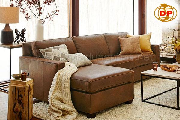 Sofa Phòng Khách Da