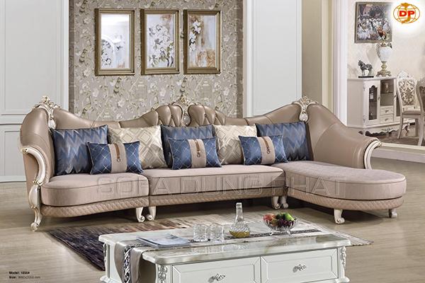 sofa phòng khách tân cổ điển đẹp