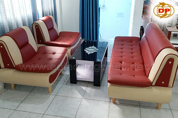 Sofa văn phòng chất liệu khác
