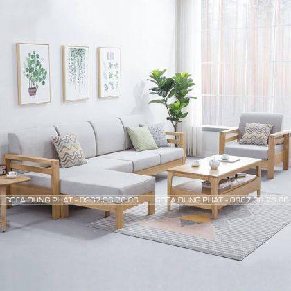 showroom sofa Dũng Phát