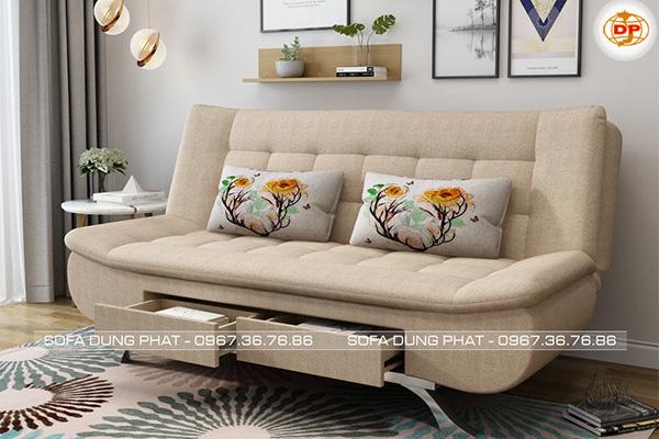 Sofa giường tại nhà bè