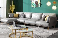 Sofa Phòng Khách Cao Cấp Da Hàn Quốc Đẹp Sang Trọng DP-CC51