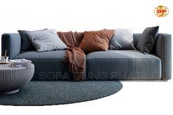 ghế sofa băng vải bố