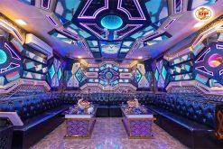 Sofa Karaoke Chất Da Bền Đẹp, Sáng Bóng DP-KR31
