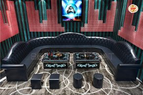 Ghế Sofa Karaoke Mới Đẹp Chất Lượng Cao DP-KR40